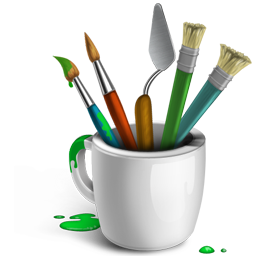 sweet_brushes_in_cup_256px